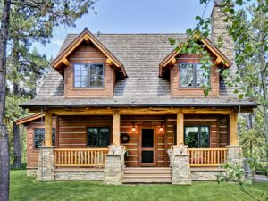 Log-Cabin-House-Design