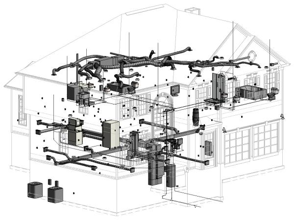 Mechanical and HVAC Engineering Design