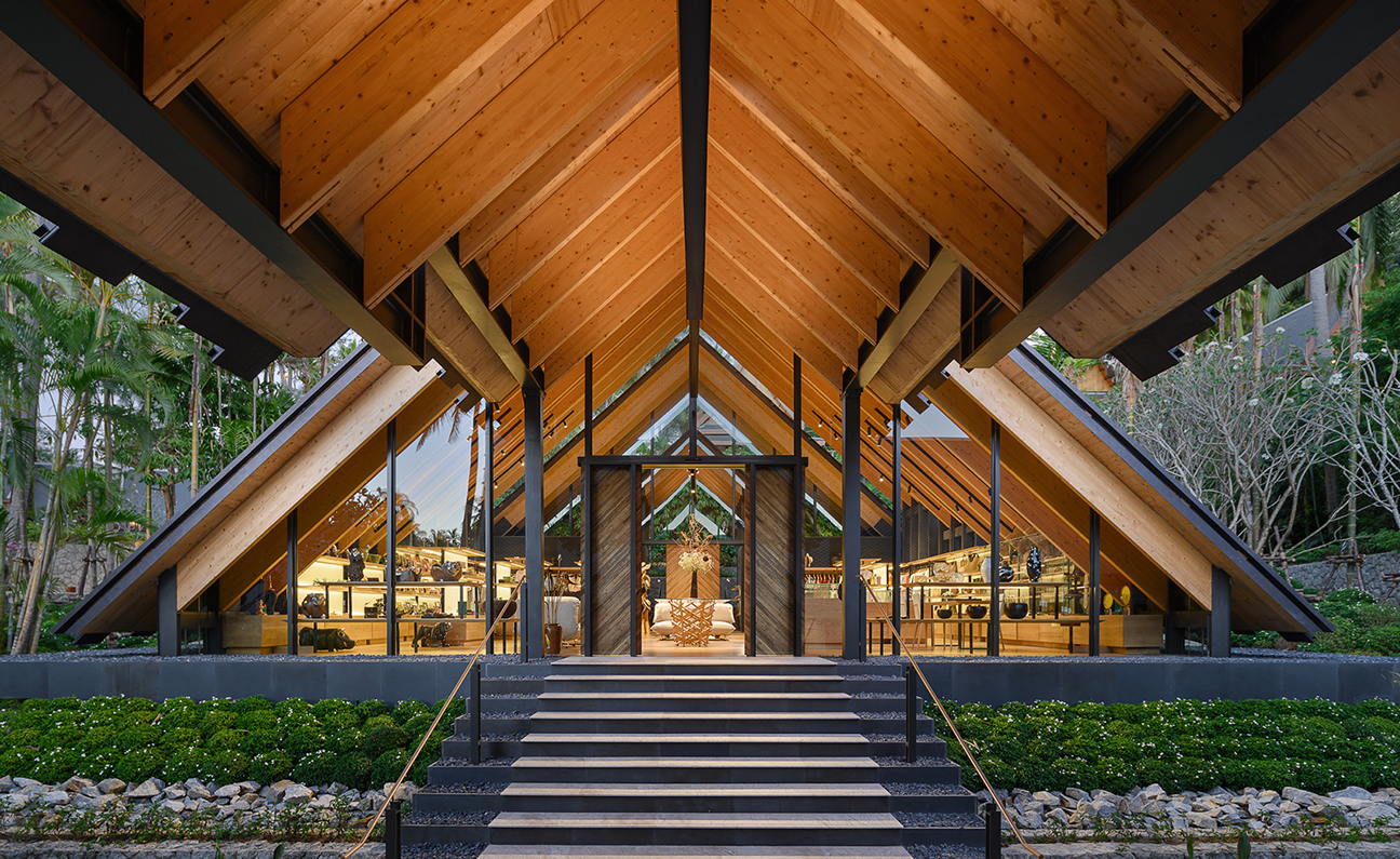 Pavilion- Inside