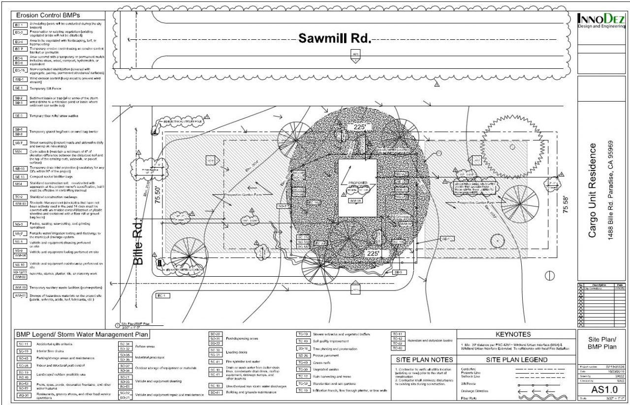 Site BMP Plan