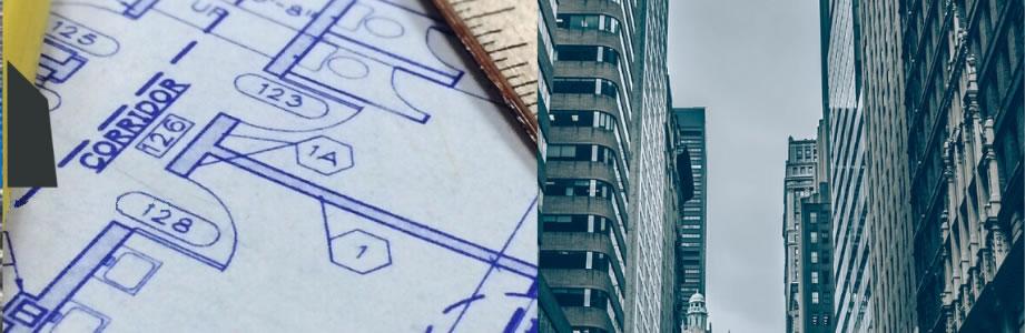 architectural blueprint design