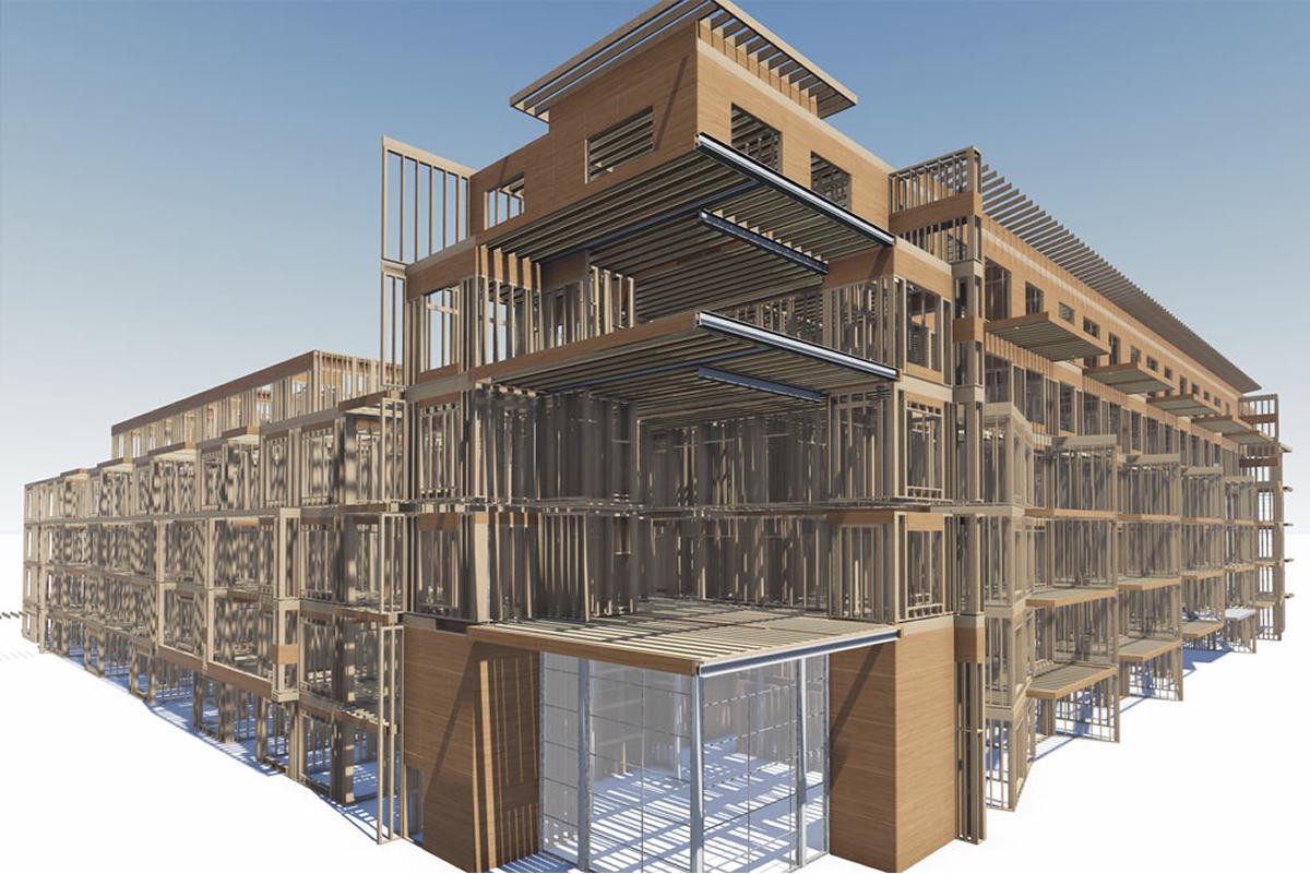 apartment building architecture design