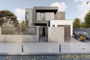 Residential Building - Luxury Villa