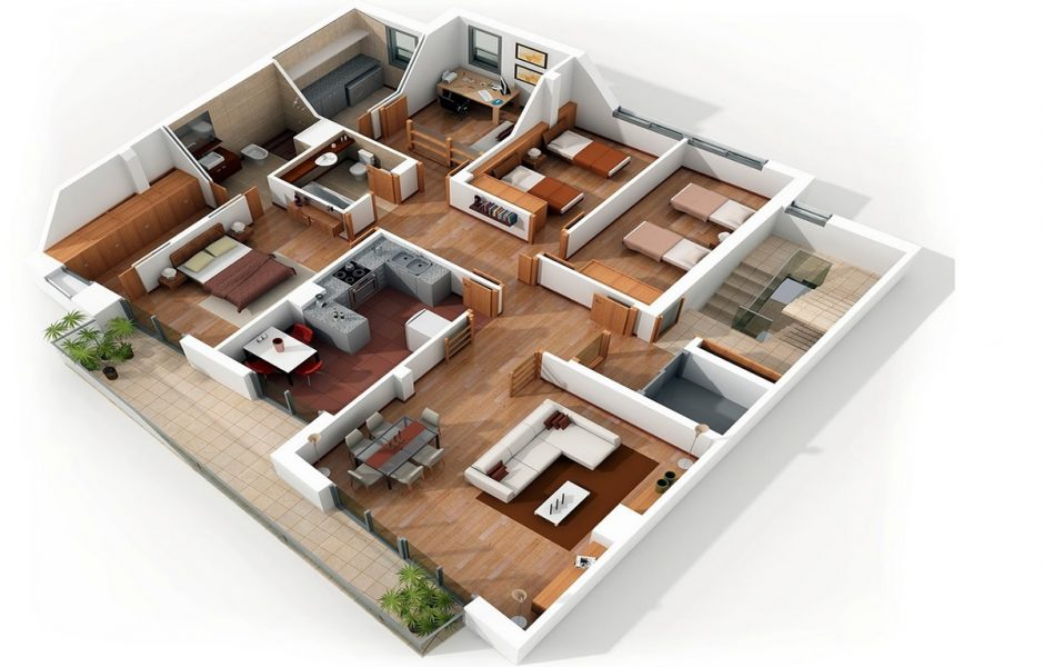 How to come up with the best floor plan for your dream house