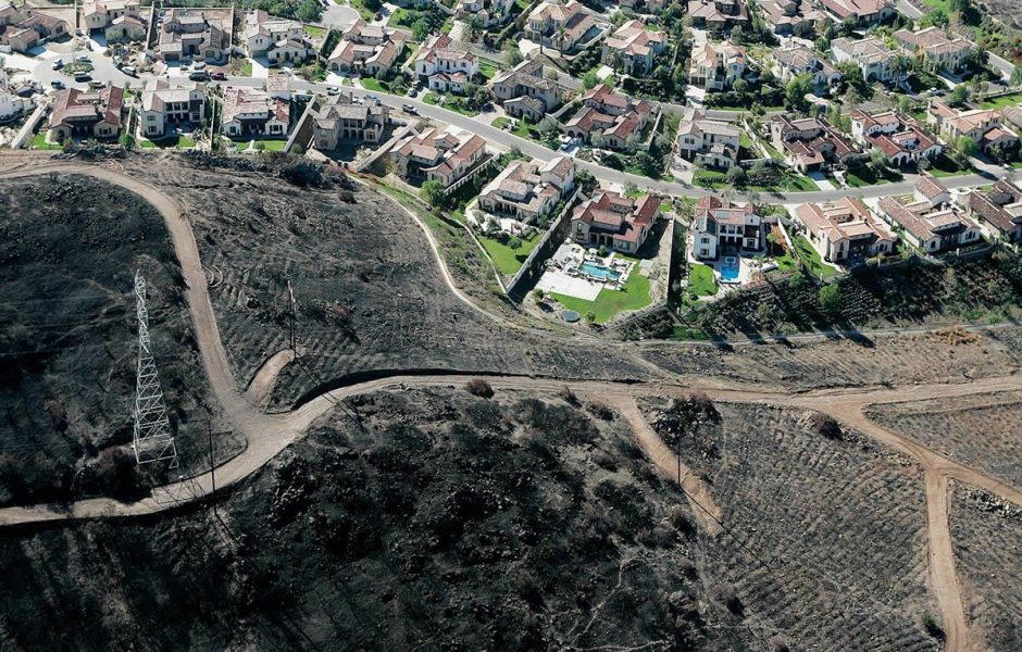 wildfires - Will neighborhood design make difference2