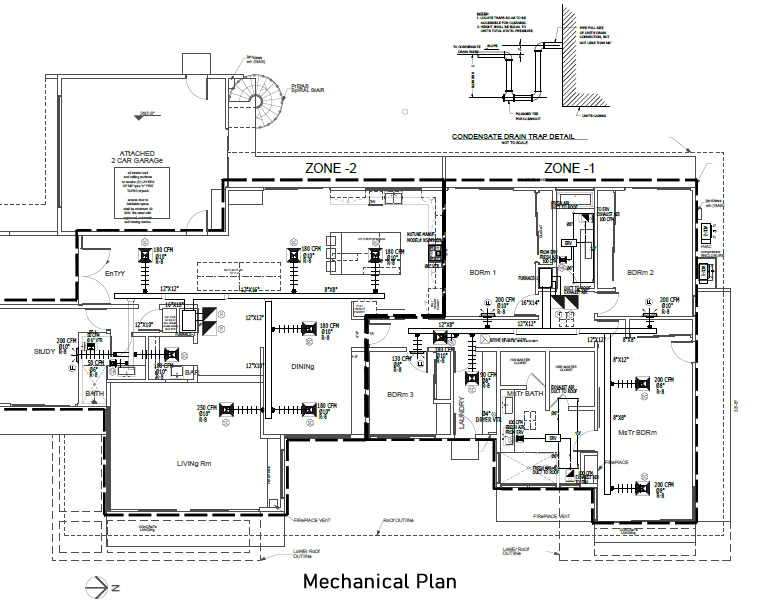 Mechanical Plan