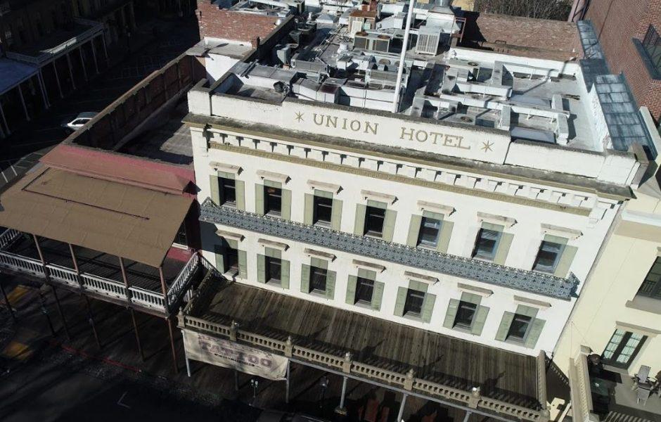 Union Hotel MEP Design Sacramento