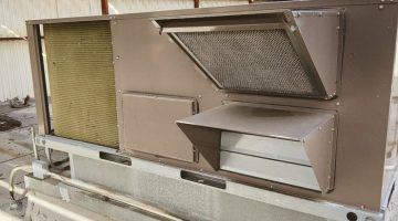 Airside Economizer HVAC