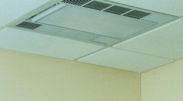 HVAC for Smoke Room