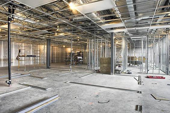 tenant improvement design