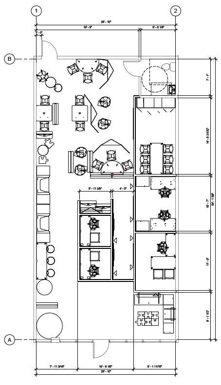 Miracle Math Floor Plan
