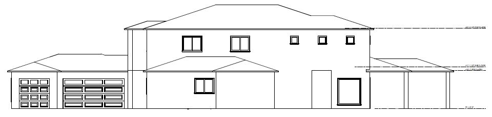 Single Family House Plan